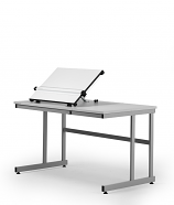 Vector Reversible Flip Top Desk