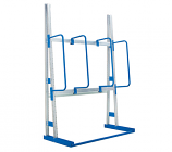 Anco Vertical Rack - 2550 x 1200 x 810mm