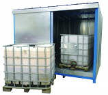 Chemstores - IBC Storage
