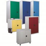 Workplace Storage Cupboard