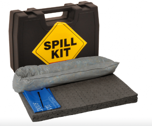 General Purpose Spill Kit - Hard Carry Case