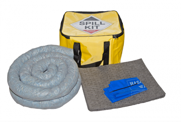 General Purpose Spill Kit in Cube Bag