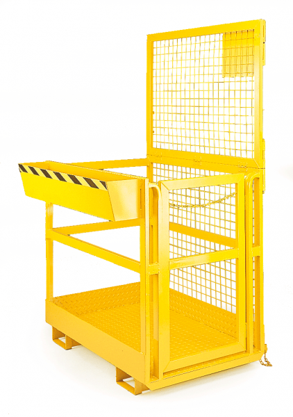 Heavy Duty Fork Lift Cage - 1985Hmm