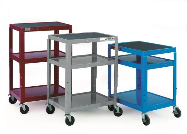 Height Adjustable Trolleys