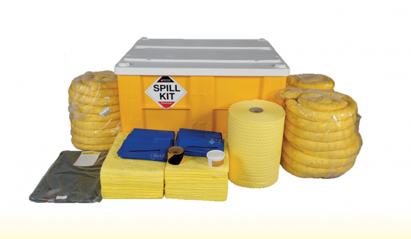 Chemical  Spill Kit in Box Pallet 600Litres