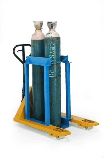 Gas Cylinder Pallet Cages - 4 Cylinders