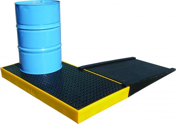 Drum Storage Sumps -  2 Drums