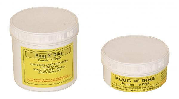 Plug and Dike Pre-Mixed Sealing Putty - 0.5Kg