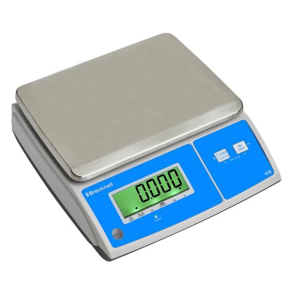 Brecknell Electronic Bench Scales - Model 430