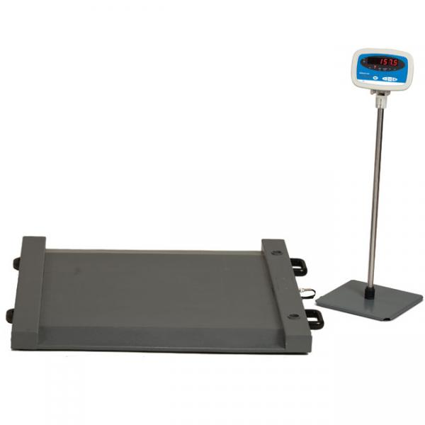 Salter Brecknell Floor and Drum Weighing Scale