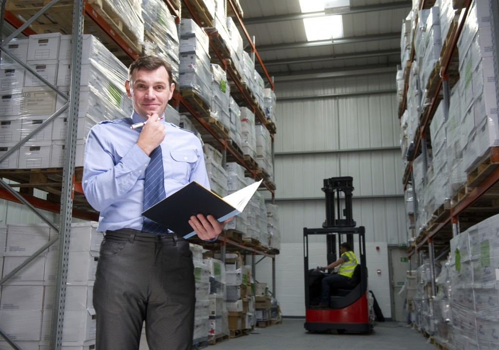 Booking in Pallets