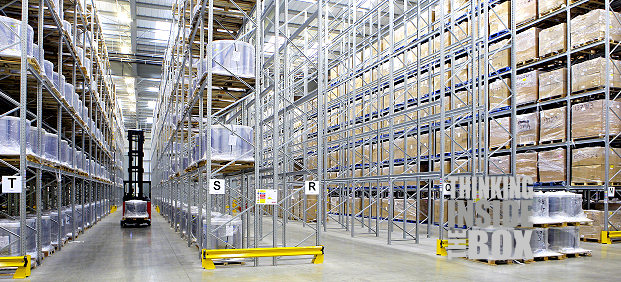 Dexion Reduce Inventory Thinking Inside The Box