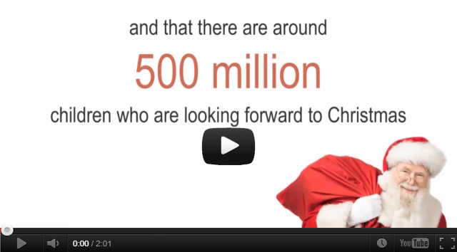Dexion Christmas, Thinking Inside The Box, Youtube Video