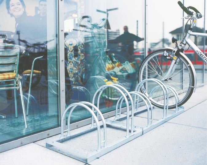 Bike storage for business