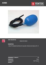 Inflatable Drain Blocker