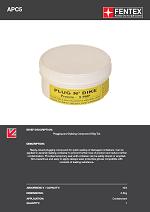 Plug and Dike Pre-Mixed