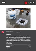 Chemical Absorbents - Binder 1Kg