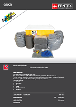 General Purpose Spill Kit in Box Pallet