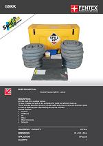 General Purpose Spill Kit in Wheeled Locker