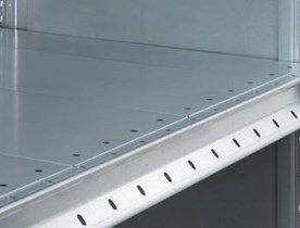 Dexion hi280 infill Shelf Steel