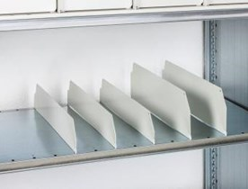 Dexion hi280 Shelf Divider Part Height