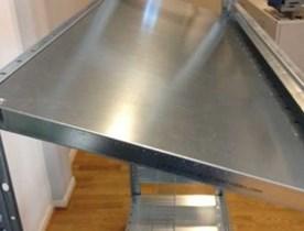 Dexion hi280 sloping shelves