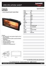 Levante LEVQ12 Datasheet