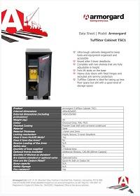 Armorgard Tuffstor Cabinets  (PTSC1)