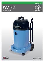 Numatic WV470 Wet/Dry Cylinder Vacuum Cleaner